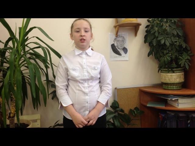 Изображение предпросмотра прочтения – ЛюбовьЗенковская читает произведение «Мартышка и очки» И.А.Крылова