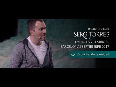 """SERGI TORRES - TEATRO VILLARROEL """"Escuchando la unidad"""" - Septiembre 2017"""