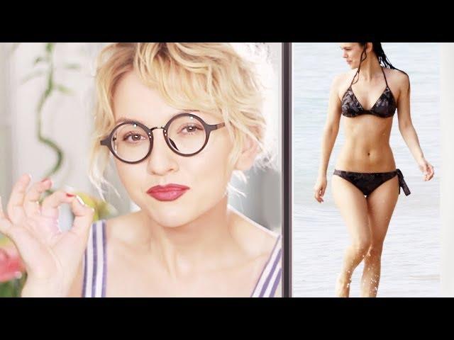 Glasses For the Bodytypes