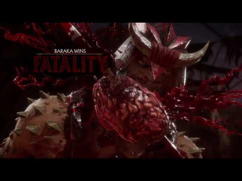 Mortal Kombat 11 Verbal Kombat RQ