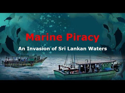 Marine Piracy - An Invasion of Sri Lankan Waters
