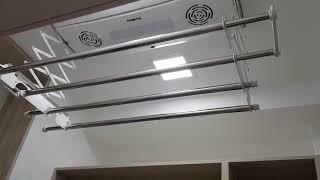 видео: Круто !!! Для гардеробной комнаты. Производство Корея.