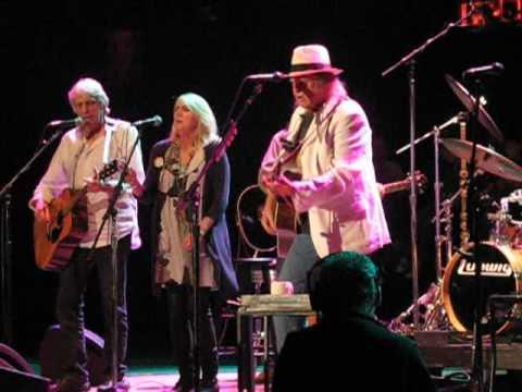 RIP Ben Keith  last  with Neil Young Down by the River at Bridge School Benefit 2009