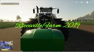 Farming Simulator 19 Ricciville seasons pt 17 A Real Meadow