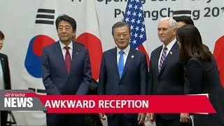 Pence did not purposefully avoid North Korean delegation: White House