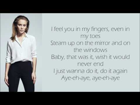 Thumbnail: Zara Larsson ~ Only You ~ Lyrics