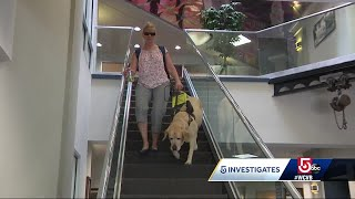 5 Investigates: Legally blind woman accuses Uber of discrimination