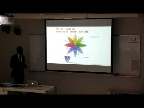 Master thesis defense : EmoBGM : Emotion-aware BGM recommendation for creating impressive slideshow