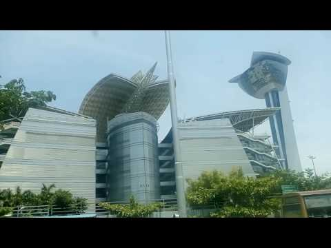 TCS Chennai India butterfly model Campus | Tata Consultancy Services (TCS)