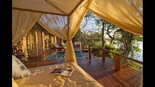 Tongabezi Lodge, African Hideaway Upstream from Victoria Falls