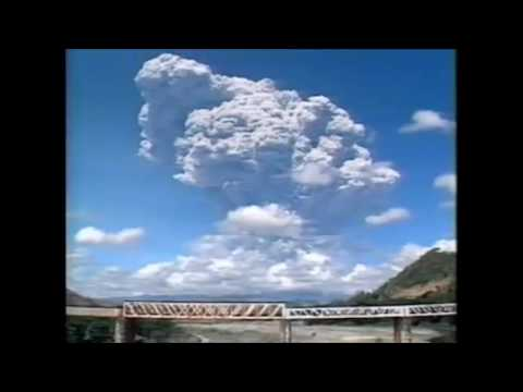 The Philippines - Geological processes behind the 1991 Mt Pinatubo erruption.