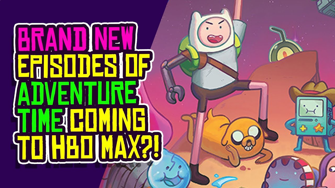 Adventure Time Returns New Episodes Coming To Hbo Max D Rezzed