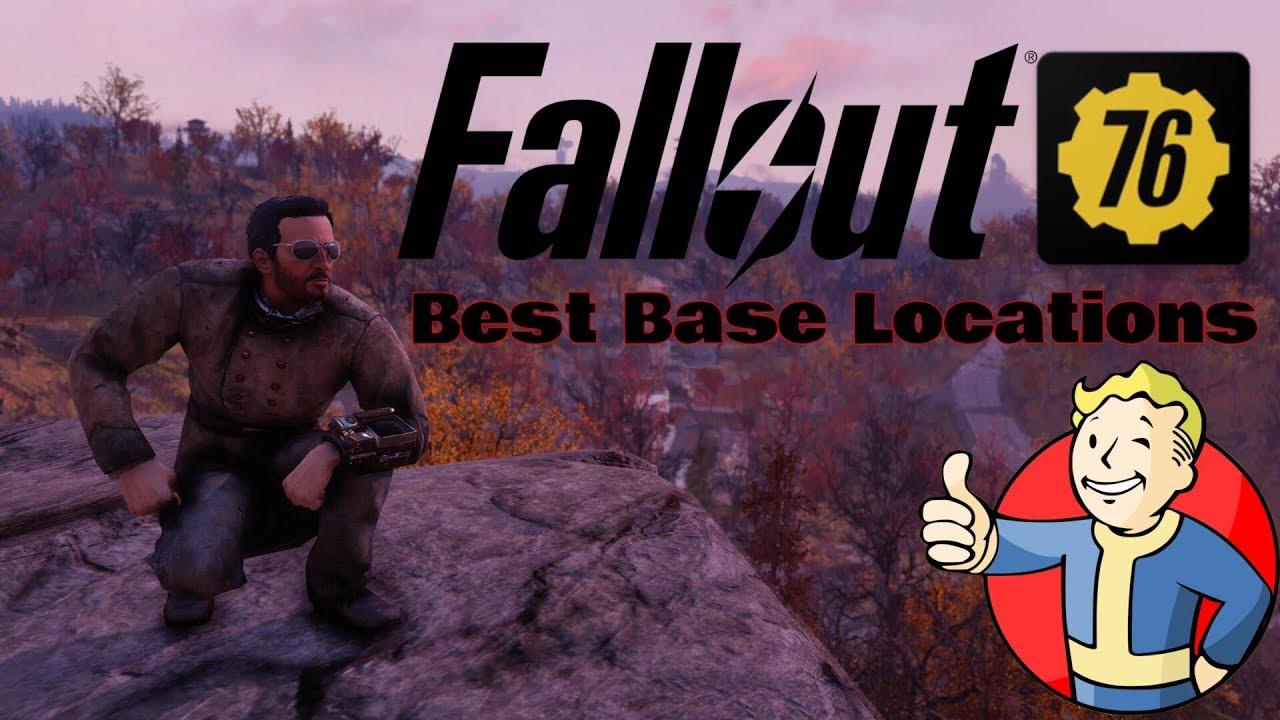 Fallout 76 Karte Deutsch.Best Base Locations Fallout 76