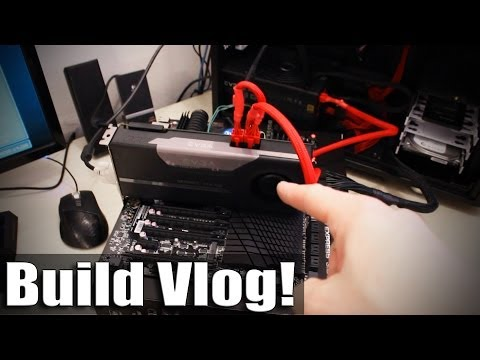 Personal Gaming and Rendering PC Upgrade Vlog - Part 1