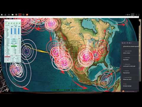 6/09/2017 -- Earthquakes hit NORTH POLE , Italy, Japan + Solomon islands hit as expected