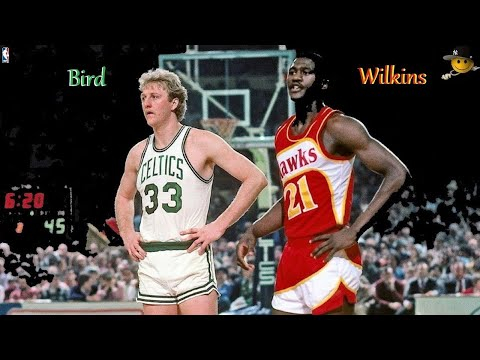 Masters of The Duel (Bird vs Wilkins) NBA Legends