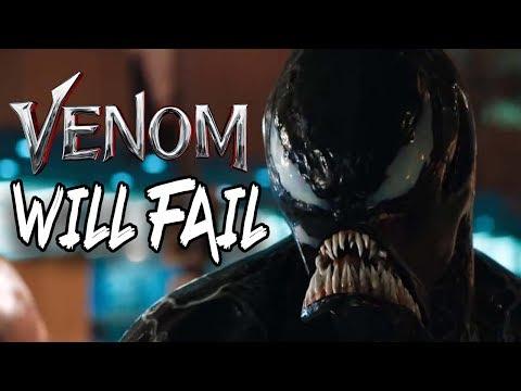 VENOM DOOMED TO FAIL? - Movie Podcast