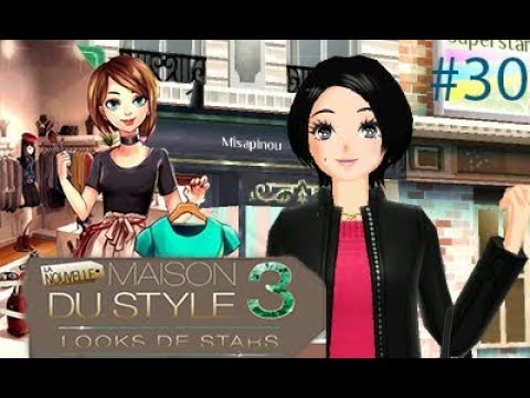 La Maison du Style 3 / Rosalie devient l'égérie d'une marque Ep 30