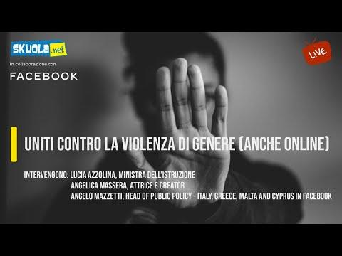Uniti contro la violenza di genere (anche online)