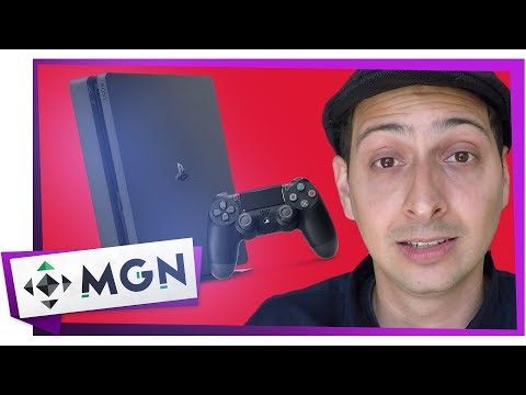 FIM DO PLAYSTATION 4? | MGN News