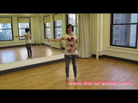Salsa Ladies Styling Tip - Arm Styling Drills