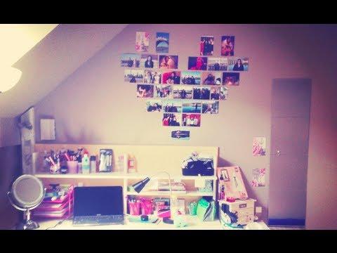 décoration chambre lycéenne