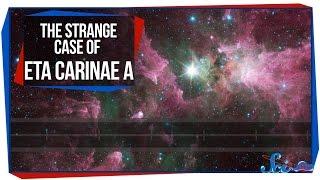 The Strange Case of Eta Carinae A