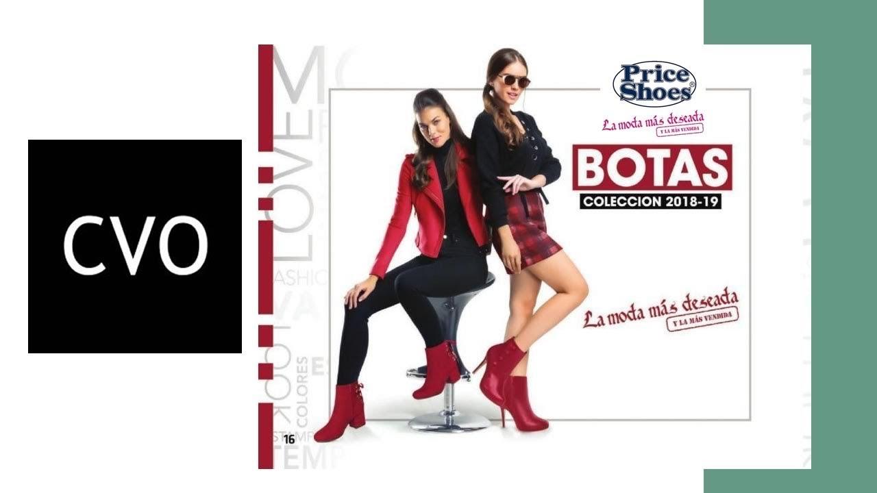 c9014a0d Catálogo de Botas Price Shoes Edición Marzo 2019 (NUEVO) - Catálogos  Virtuales Online - imclips.net