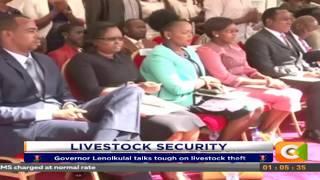 Samburu leaders want 2000 livestock recoverd