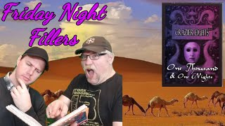 Friday Night Fillers 033 - 2 Player Crazier Eights: One Thousand and One Nights by Recoculous