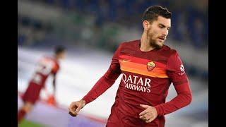 La roma torna alla vittoria allo stdaio olimpico vincendo una partita sofferta contro lo spezia di italiano per 4 a 3. i giallorossi gol sono doppi...