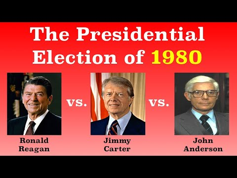 The American Presidential Election of 1980