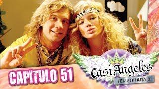Video Casi Angeles Temporada 3 Capitulo 51 FLOWER POWER download MP3, 3GP, MP4, WEBM, AVI, FLV September 2018