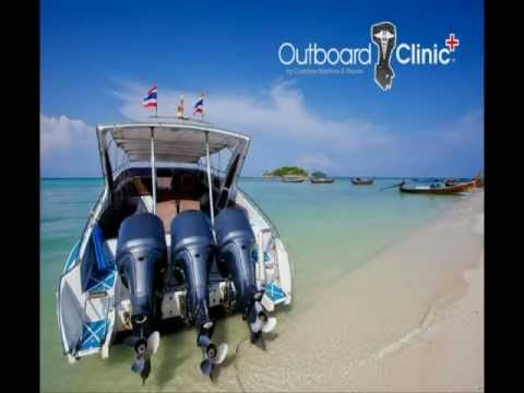 Outboard Rebuild, Outboard Repair Services from Outboard Clinic