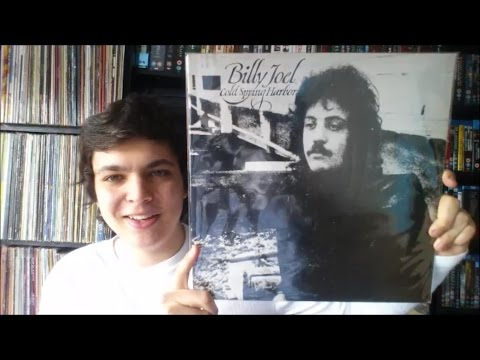 My Billy Joel Record Collection
