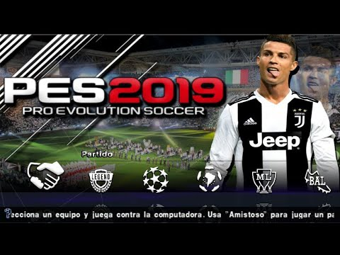 NEW!!😱PES 19 PPSSPP NEW KITS🔥NEW FACES🔥NEW TRANSFERS 2019