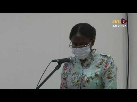 SBC | Live Press Conference - Department of health- 04.08.20