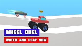 Wheel Duel · Game · Gameplay