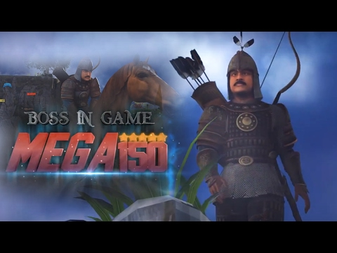 Mega 150 Game Trailer | Mega Star Chiranjeevi | Boss In Game | TFPC