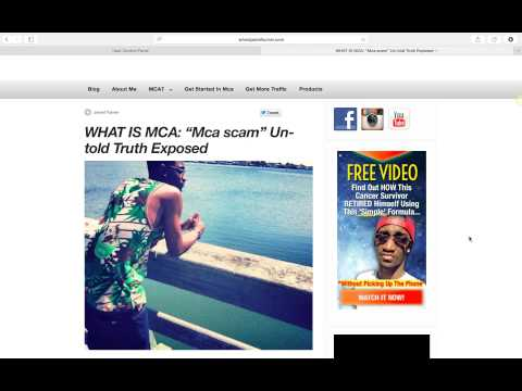 "New 2015 ""Mca scam Review"" Cancer survivor exposes ""Motor club of america"""