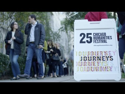 Chicago Humanities Festival: 25 Years of Art and Ideas