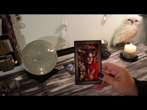 CAPRICORN ♑About This Contract...♑ Mid November Tarot Reading