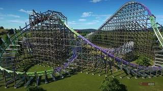 10 Best ROLLERCOASTERS Ever Built in Video Games