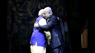 PM Modi at Indian Community Event in Tel Aviv, Israel