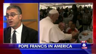 WGHP VIDEO: JUSTIN CATANOSO/POPE CONGRESS