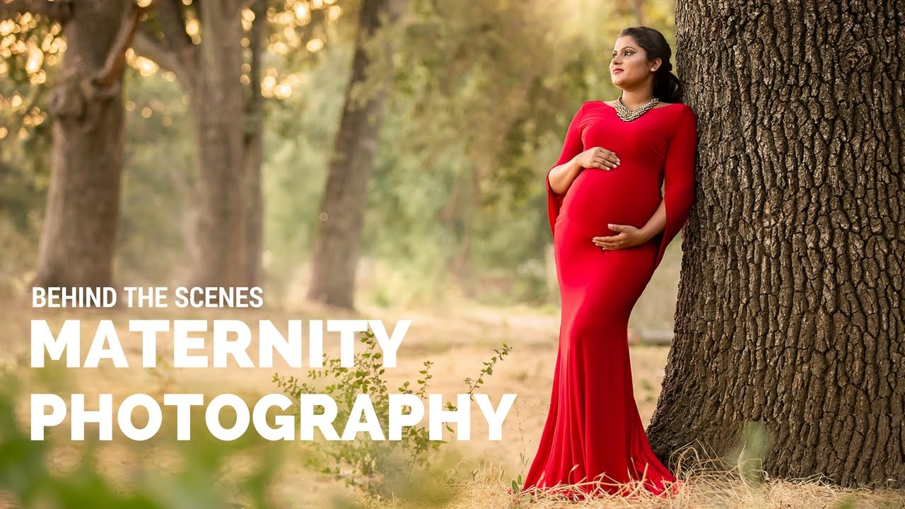 MATERNITY Photography Behind The Scenes With Photographer Svitlana Vronska Maternity Posing