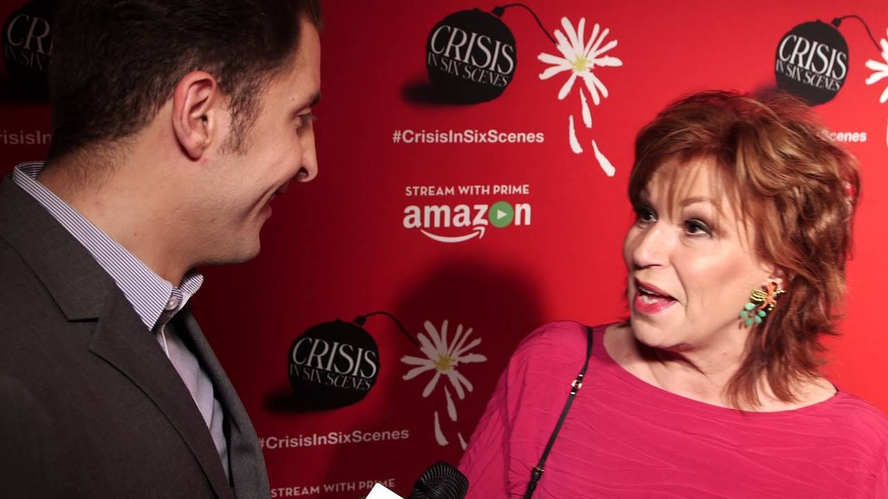 """Download Joy Behar at the """"Crisis in Six Scenes"""" Premiere Behind The Velvet Rope with Arthur Kade"""