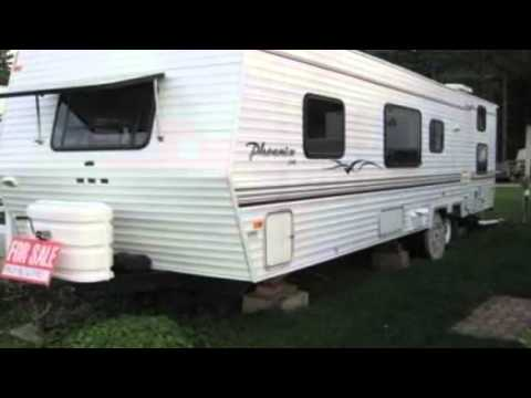 Diagram Of Bunkhouse 1999 Shasta Phoenix Travel Trailer In Shearwater Ns Youtube