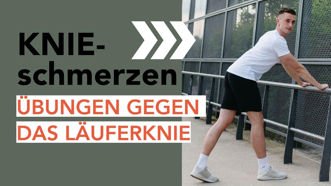 Knieschmerzen nach dem Joggen // Läuferknie..