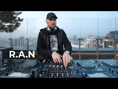 R.A.N - Live @ Radio Intense Ukraine 2.11.2020 / Melodic Techno & Progressive House dj Mix
